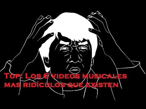 Top: Los 6 videos musicales más ridículos