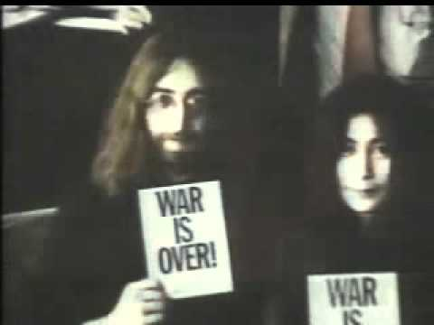 Thumbnail of video John Lennon-Happy Christmas the War is over