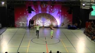 Adrienn Vaczi & Tobias Rehm - Schwäbische Meisterschaft 2015