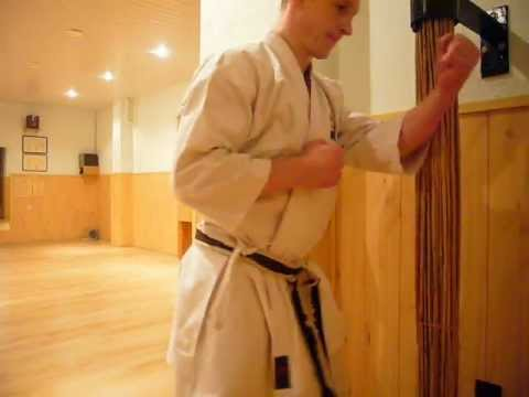 Goju Ryu Karate Tou training Image 1