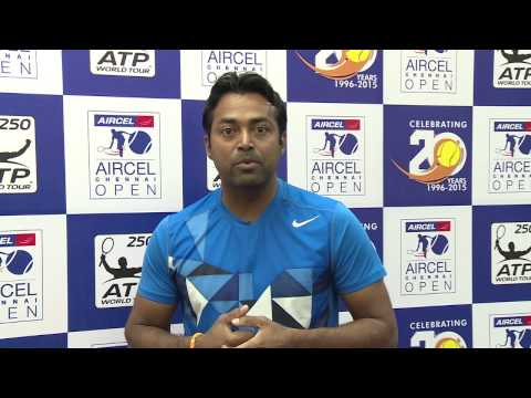 Leander Paes Unplugged