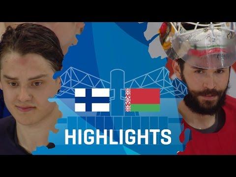 Finland - Belarus | Highlights | #IIHFWorlds 2017