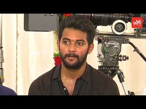 Actor Aadhi About His New Movie Opening | Latest Telugu Movies | YOYO TV Channel