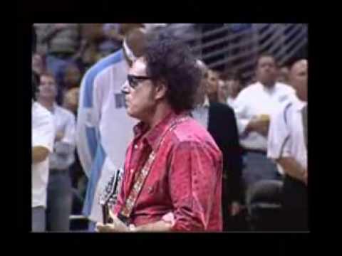 Neil Schon (Journey) - Star Spangled Banner