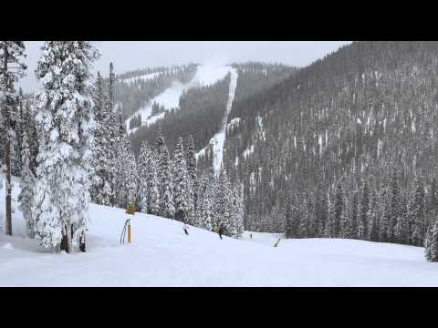 Keystone Update December 6, 2013 - North Peak and The Outback Are Open
