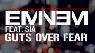 Eminem - Guts Over Fear ft. Sia (Click on CC for Lyrics)+download link!