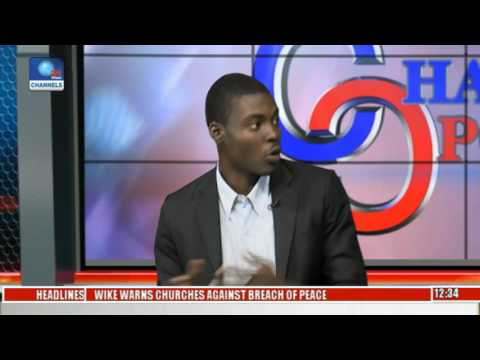 Channels Sports: Basket Ball Updates With Femi Adefeso