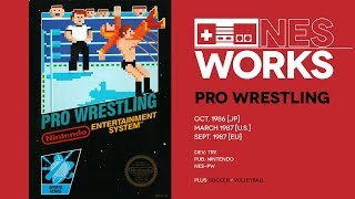 Pro Wrestling | Soccer | Volleyball retrospective: Amazon delivers pain | NES Works #037
