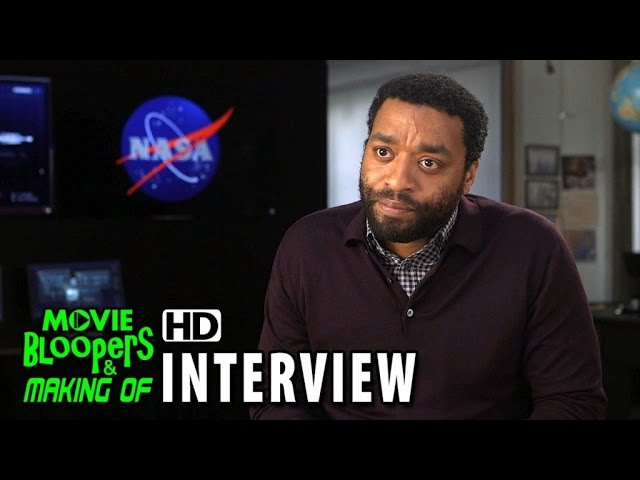 The Martian (2015) Behind the Scenes Movie Interview - Chiwetel Ejiofor is 'Vincent Kapoor'