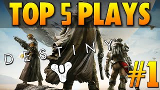 "Gamers Top 5 Clips Of The Week! : ""Destiny Kill Sprees,Battlefield CRAZINESS & More!"" TOP 5!"