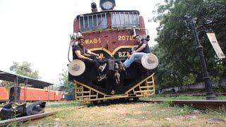 Rail Museum | COOLEST MUSEUM EVER! | Delhihite Raman