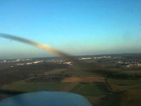 Arrival EDFE Runway 09 Video
