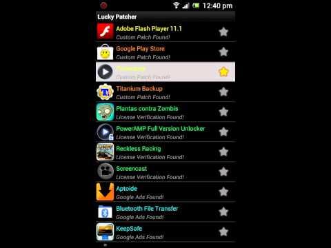 Разблокировка Poweramp Android