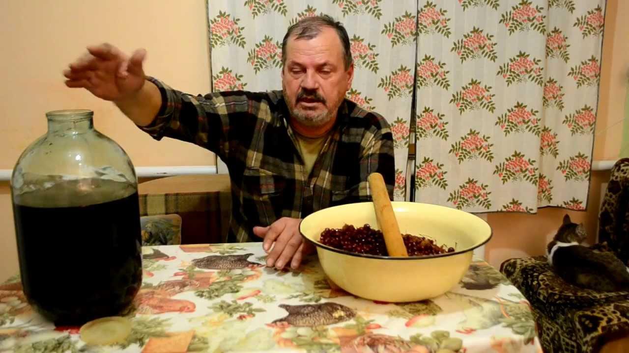 Как сделать из вишни самогон