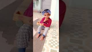 Funny video of 2years toddler