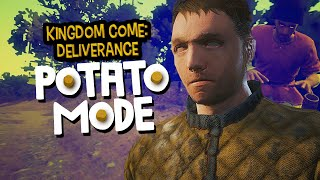 Ye Olde Graphics Of Kingdom Come: Deliverance  | Potato Mode