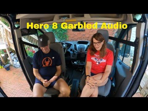 GoPro 8 Audio Problem sample