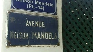 WHERE STREETS CARRY MANDELAS NAME - BBC NEWS