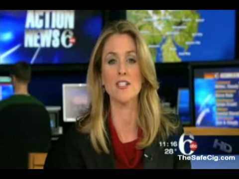 Electronic Cigarettes vs Tobacco Cigarettes, News Report, and Interviews