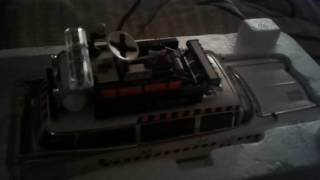 Hot wheels elite ghostbusters ecto 1a