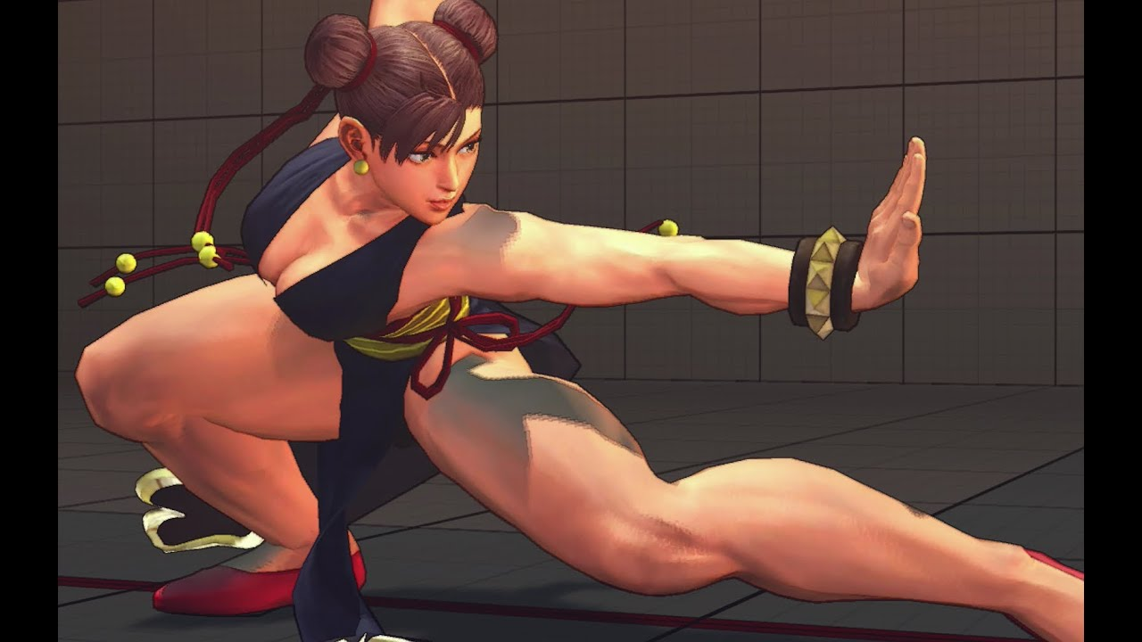 Street fighter iv chun li realistic nude  erotic uncensored girlfriend