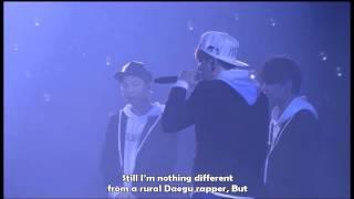 [Eng] Born Singer live - 2015 BTS Live Trilogy Episode I : BTS BEGINS