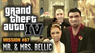 GTA 4 - Mission #87 - Mr. & Mrs. Bellic [Revenge / Deal] (1080p)