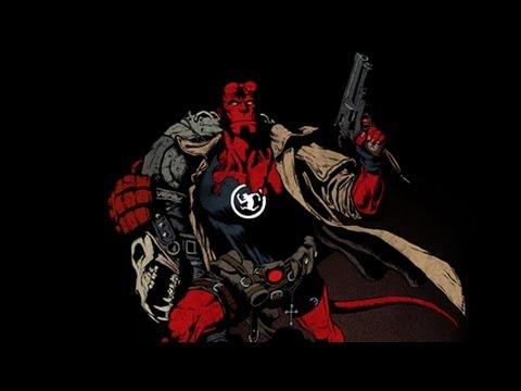Superhero Origins: Hellboy