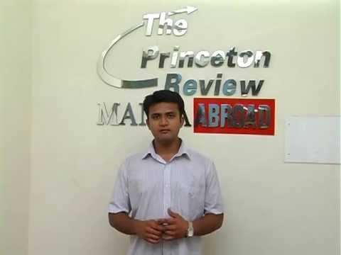 Manya Group reviews by Kaushik : GRE Preparation Bangalore