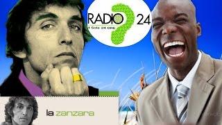 Paco il senegalese - Esilarante - La Zanzara