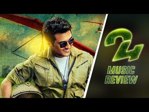 Suriya's 24 Music Review   AR Rahman   Samantha   Vikram K Kumar