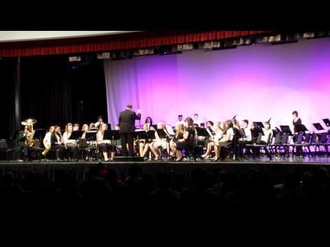 Millville Senior High School Spring 2014 concert