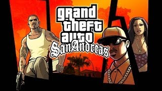 GTA San Andreas Review/Gameplay on iPad Mini - Tablet-News.com