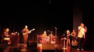 Taylan Erler İstanbul Jazz Band - Minnie the Moocher @ Kozzy (22.10.2013)