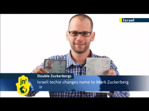 Facebook dislikes Israeli Zuckerberg: Rotem Guez changes name after Facebook threatens Like Store