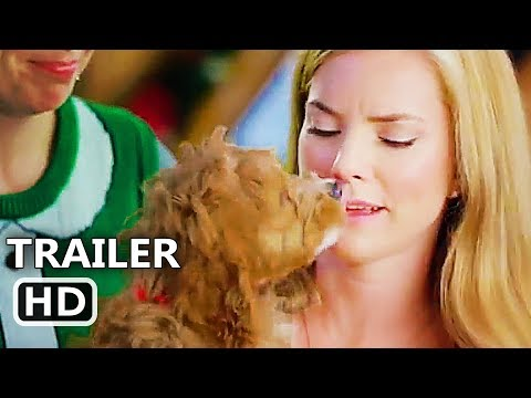 PUPPY FOR CHRISTMAS Official Trailer (2017) Christmas TV Movie HD