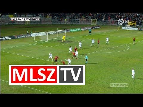 Budapest Honvéd – Paksi FC | 1-0 | (0-0) | OTP Bank Liga | 19. forduló | MLSZTV - kattintson a lejátszáshoz!