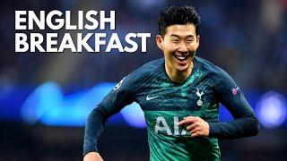 English Breakfast - TOTTENHAM i LIVERPOOL w półfinale LM!