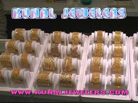 Kunal jewelers youtube for Indian jewelry queens ny