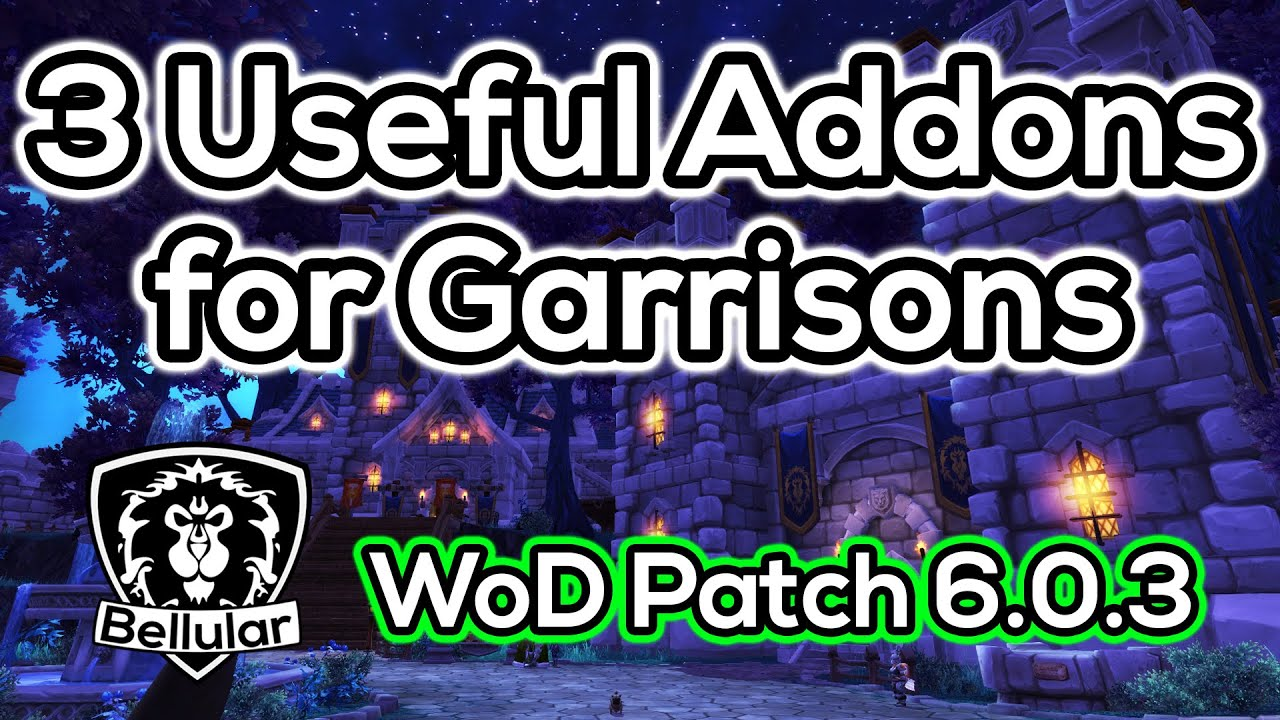 Guide to Garrisons in Warlords of Draenor: Buildings