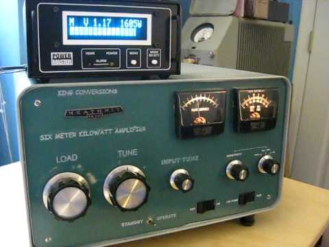 King Conversions SB220 Monoband 6M amplifier 1.5 KW+ - QROKing.com