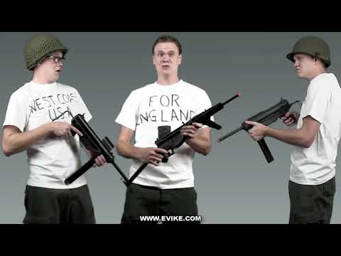 Evike TV- ARES M3 vs. ICS M3
