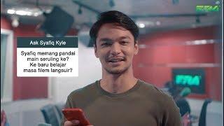 Ask Me Question Bersama Syafiq Kyle