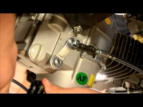Swapping Pit Bike Motors - Part 2. Mounting Piranha 140cc