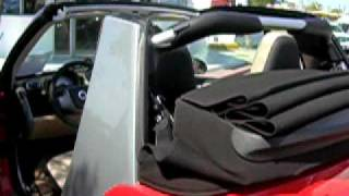 Smart fortwo convertible passion 2009