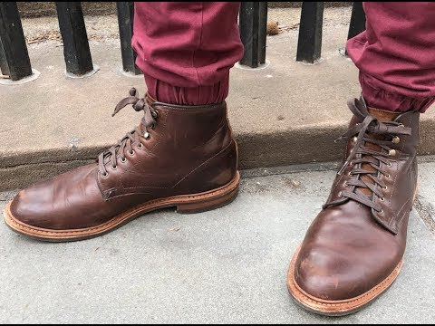 Allen Edmonds Higgins Mill Review — Super Versatile, Iffy QC
