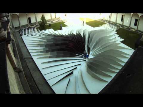 ZAHA HADID - TWIRL -