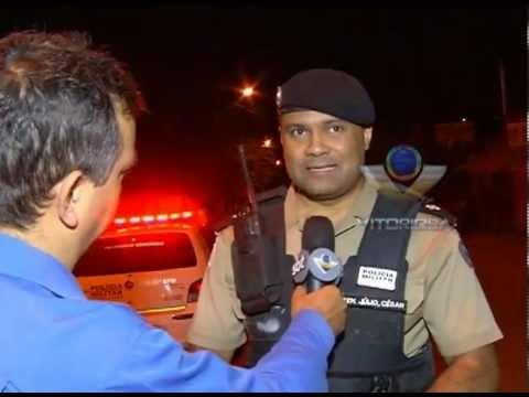 Homem morre com 4 tiros no bairro Tocantins