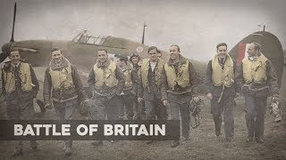 The Battle of Britain | RAF vs the Luftwaffe (WW2 Series #5)