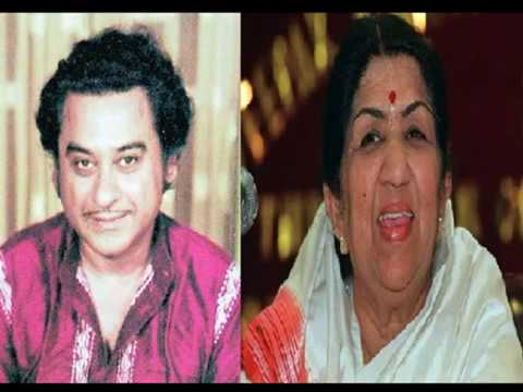 Kishore Kumar and Lata Mangeshkar Songs (HQ)